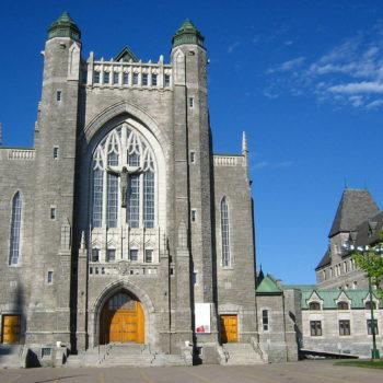 Cathédrale St-Michel Sherbrooke