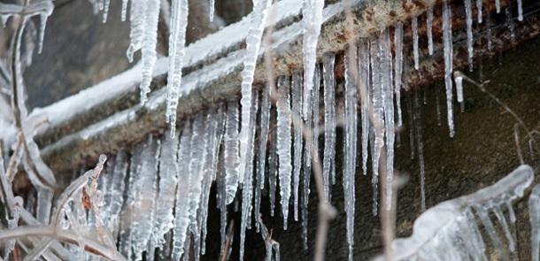 Tuyaux-gelé-déglacage Déglaçage