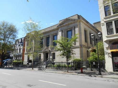 1700 rue St-Denis, Montréal Bibliothèque Saint-Sulpice - Après - Groupe Écobrick Inc.