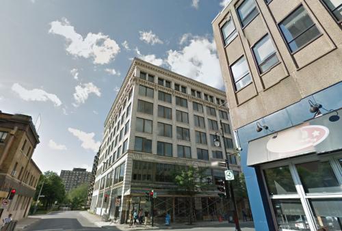 209 rue Sainte-Catherine E Montréal UQAM - Avant 2 - Groupe Écobrick Inc.